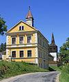 Trstěnice, old school building.jpg
