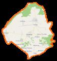 Trzcinica (gmina) location map.png