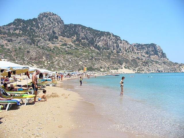 Hotel Doreta Beach A Rhodes