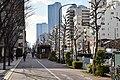 Tsukishima streets (31858687177).jpg