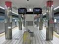 Tsuruhashi station subway platform.jpg