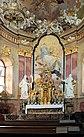 Tulln an der Donau, Minoritenkirche, der Hauptaltar.JPG