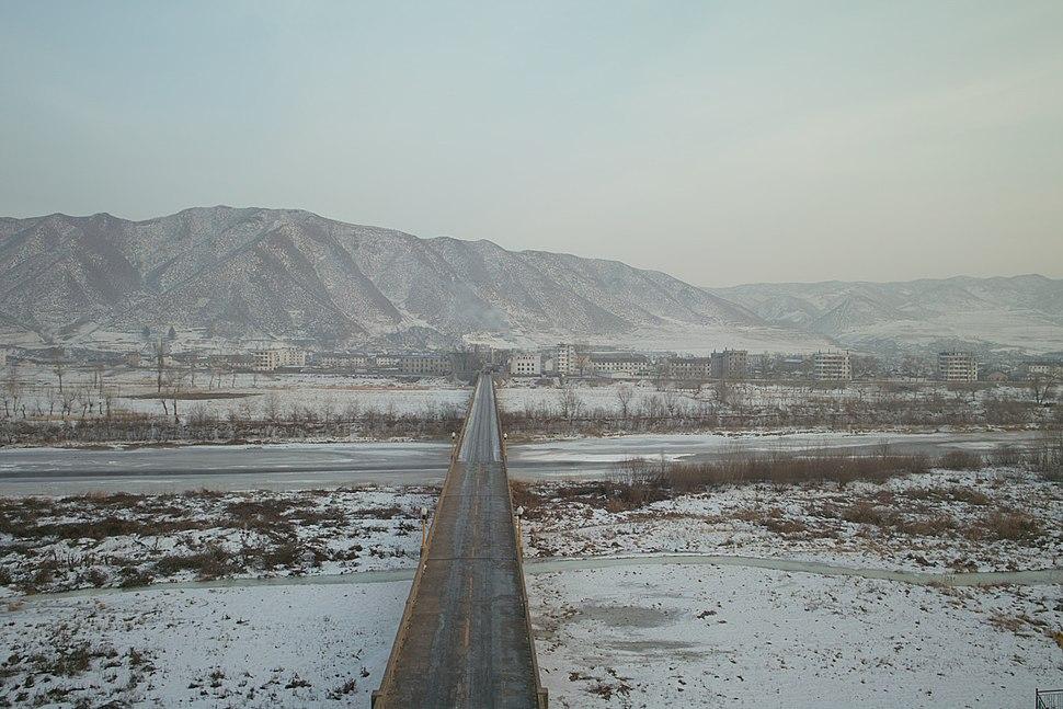 Tumen River Bridge