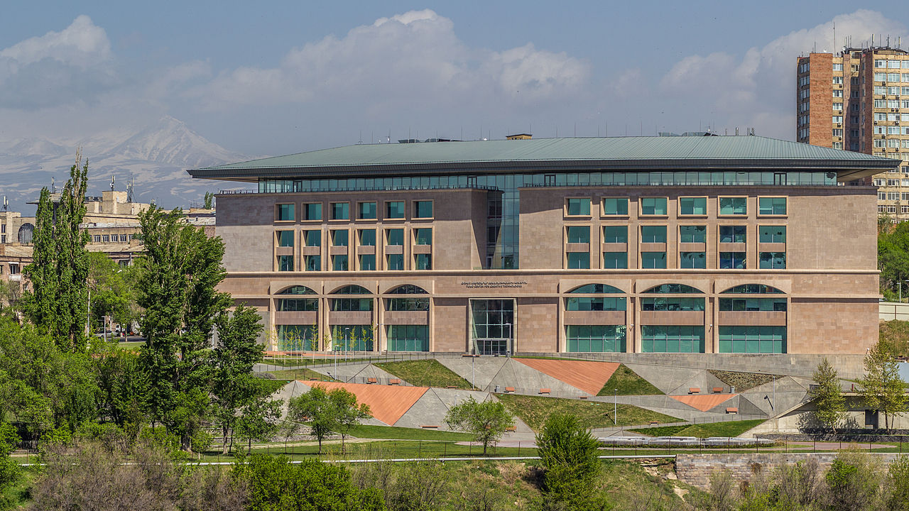 Tumo Center for Creative Technologies (Photo: Serouj Ourishian, Wikimedia Commons)