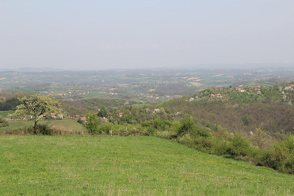 Tupanci - opština Valjevo - zapadna Srbija - panorama 18