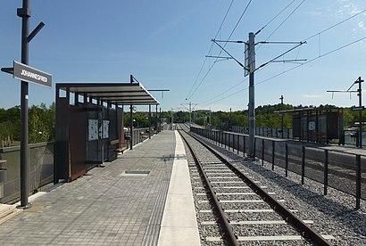 Vägbeskrivningar till Johannesfred med kollektivtrafik
