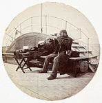 Two men on the deck of a ship (2781021446).jpg