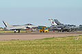 Typhoon and Tornados - RAF Coningsby (9626176118).jpg