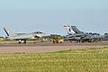 Typhoon and Tornados - RAF Coningsby (9626176118).jpg