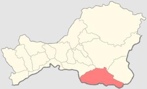 Erzinsky District - Image: Tyva Erzinsky kozhuun