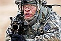 U.S. Army Spc. Travis Williams, a grenadier with the 82nd Airborne Division's 1st Brigade Combat Team, looks through the sights of his M320 grenade launcher at Fort Bragg, N.C., on March 24, 2013 130324-A-DK678-018.jpg