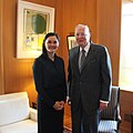 U.S. Assistant Secretary of State Michelle Giuda with Supreme Court Justice Anthony Kennedy.jpg