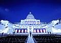 U. S. Capitol before 2009 inauguration.jpg