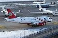 UB Group Airbus A319-133X CJ; VT-VJM@ZRH;30.01.2010 564bw (4324881749).jpg