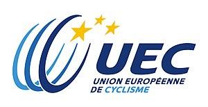 Union Européenne de Cyclisme - UEC logo