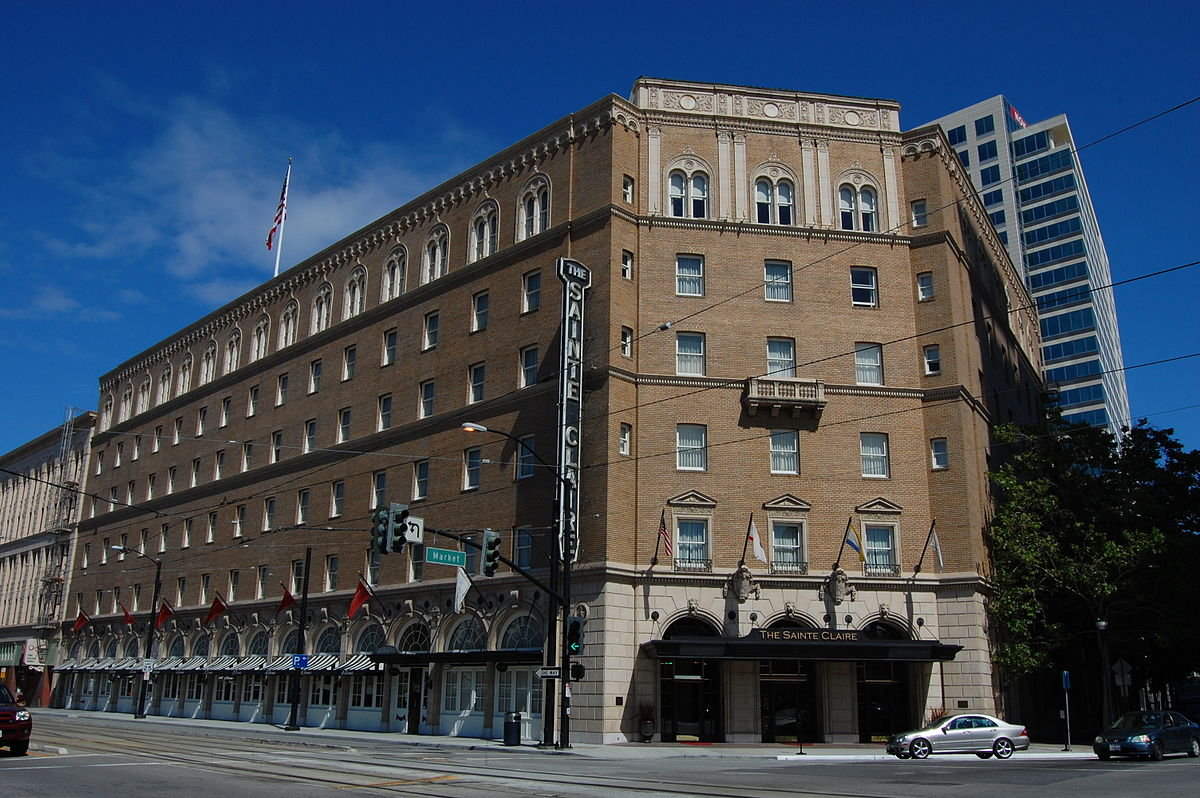 The westin san jose wikipedia for Oldest hotels in america