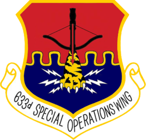 633d Special Operations Wing - Image: USAF 633 Special Operations Wing