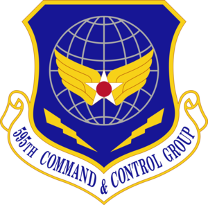 595th Command and Control Group - Image: USAF 595th Command and Control Group