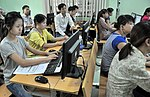 USAID Visits IT Training Program for People with Disabilities at Dong A University (9317000051).jpg