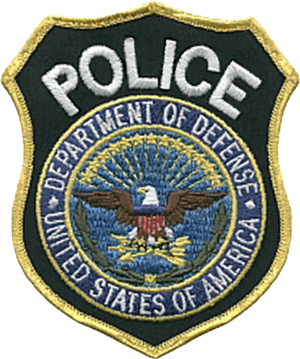 Department of Defense police - Department of Defense Police Patch