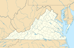 Passapatanzy, Virginia is located in Virginia