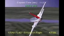 ファイル:USAir Flight 427 Chase.ogv