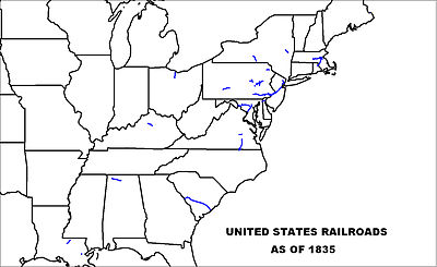 Oldest railroads in North America - Wikiwand