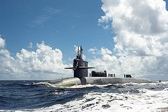 USS Georgia (SSGN-729) - USS Georgia (SSGN-729)