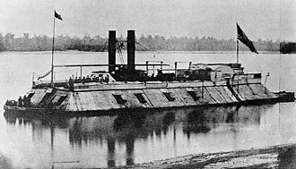 USS Carondelet (1861) - Image: USS Carondelet