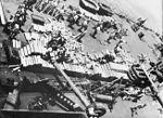USS Biloxi (CL-80) receives ammunition off Okinawa in 1945.jpg