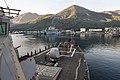 USS Donald Cook arrives in Aksaz, Turkey. (26468161209).jpg