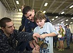 USS George Washingon friends and family 130824-N-BX824-064.jpg