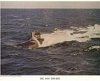 USS <i>Jack</i> (SSN-605)