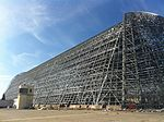 USS Macon (ZRS-5) Hanger One Restoration.JPG