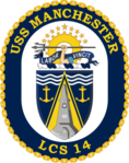 USS Manchester (LCS-14) insignia, 2018 (171213-N-BL450-193).png