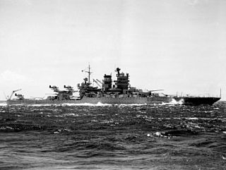 New Mexico-class battleship