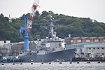 USS Mustin (DDG-89) right front view at U.S. Fleet Activities Yokosuka April 30, 2018.jpg