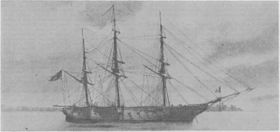 Image illustrative de l'article USS Savannah (1842)