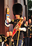 US Army Band Drum-Major