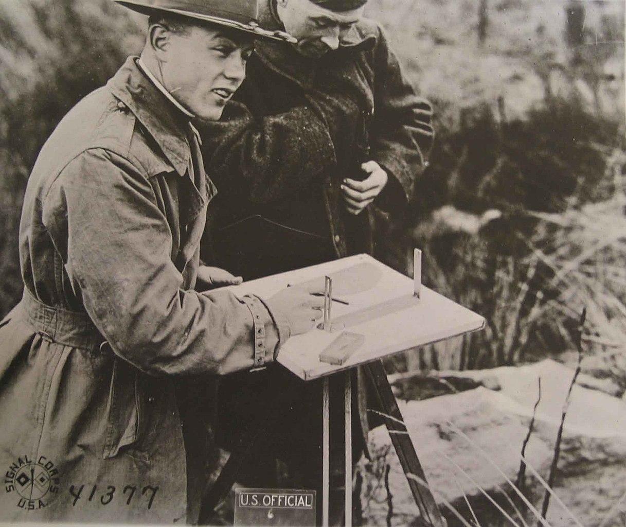 FileUS Army Corps Of Engineers Map Making World War Ijpg - Us corps of engineers maps