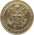 US Dept of Commerce Gold Medal.png