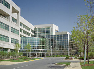 National Archives facilities - NARA facility near the University of Maryland, College Park