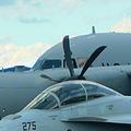 US aircraft static display Farnborough2008.jpg