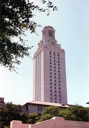 University of Texas at Austin cover