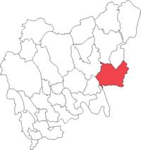 Fjärdhundra landskommune i Västmanlands amt
