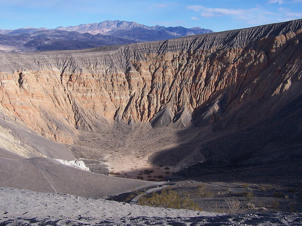 Ubehebe Crater - Wikipedia