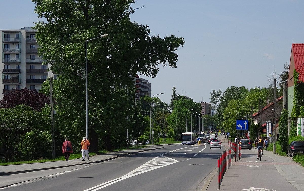 Ulica Dobrego Pasterza W Krakowie Wikipedia Wolna Encyklopedia
