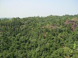 Jharsuguda district District in Odisha, India