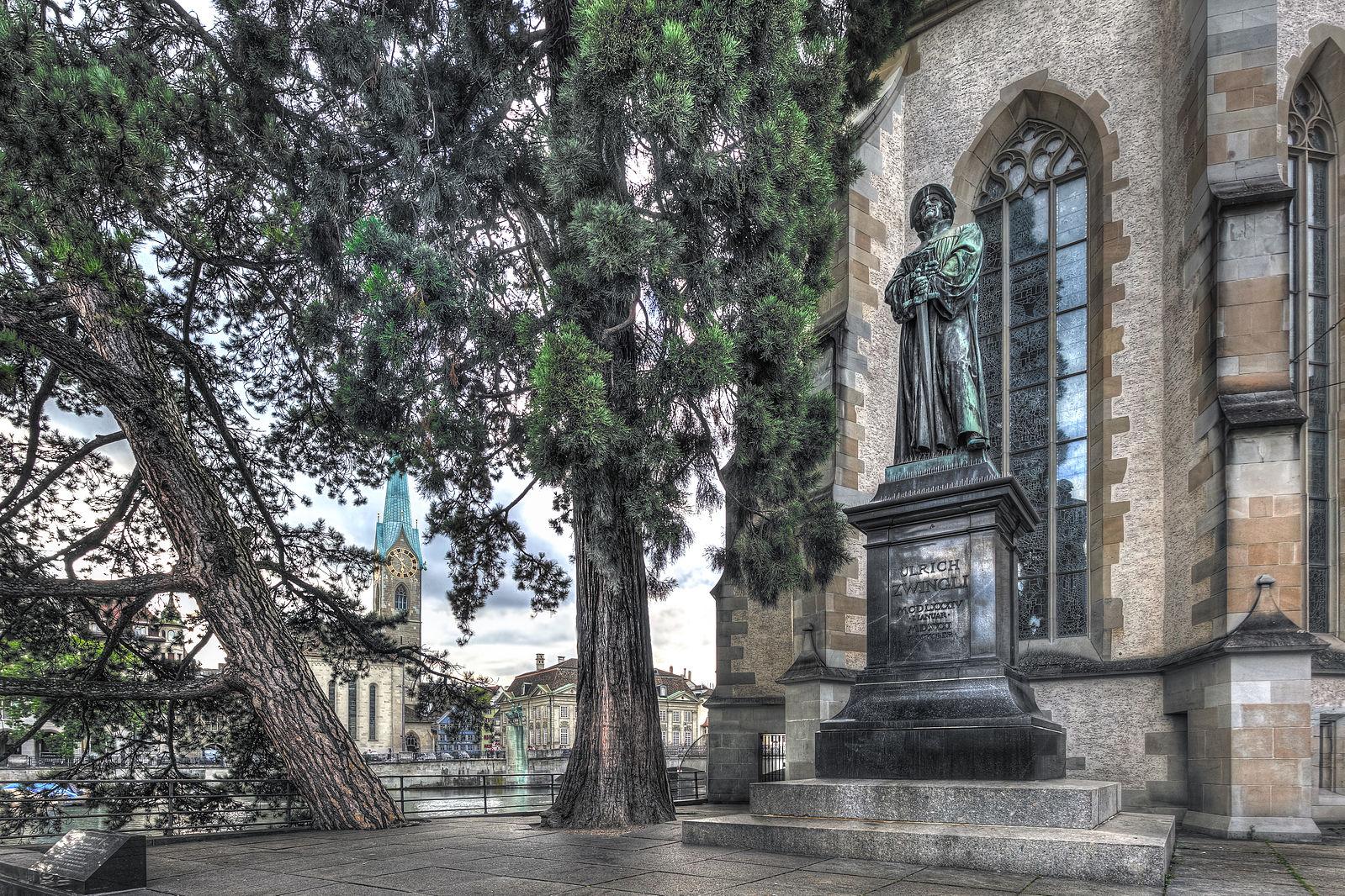 Zwingli in Zurich