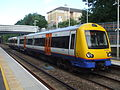 Unit 172005 at Walthamstow Queen's Road.JPG